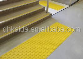 Durable Guiding Blind warning tactile/tactile paving/tactile floor tile
