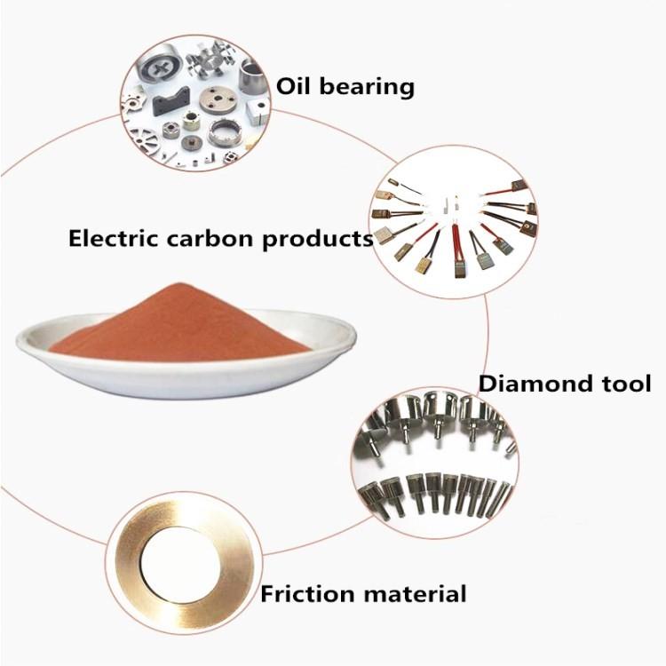 Медный порошок <425 мкм, 99.5%, основы из трассовых металлов