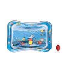 Креативный детский водный коврик, детский надувной коврик с нашивками, детский надувной водный коврик для новорожденных, Забавный коврик, и...(Китай)