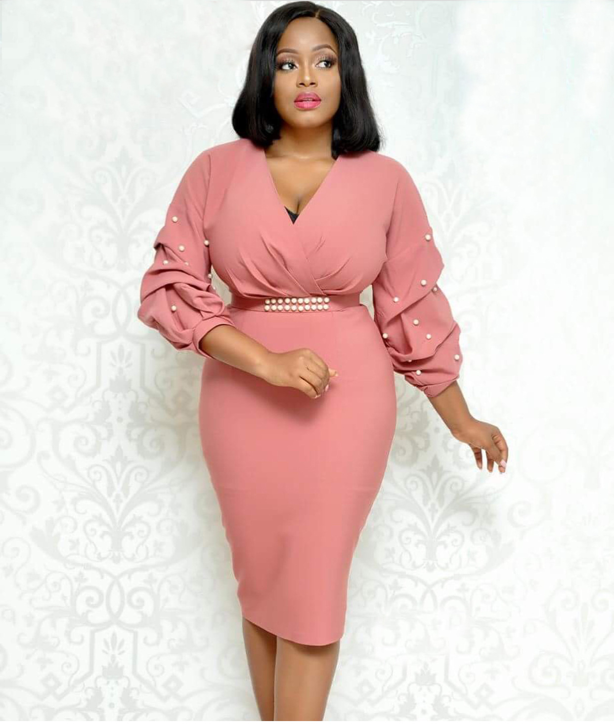 cef95e6f0d7 2018 new summer fashion style african women plus size dress