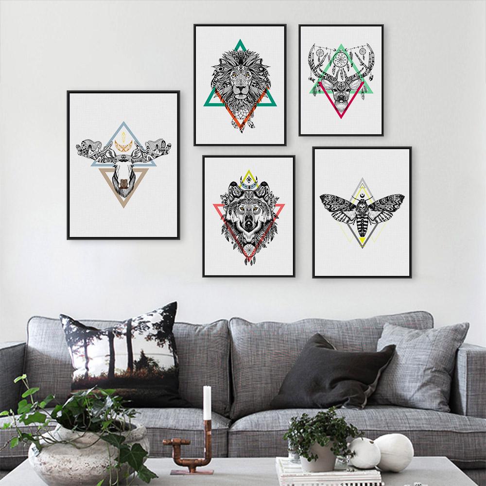 achetez en gros lion toile en ligne des grossistes lion toile chinois. Black Bedroom Furniture Sets. Home Design Ideas