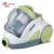Anbo Light Green Dry Cyclone Bagless Plastic Canister 2.5 L Vacuum Cleaner