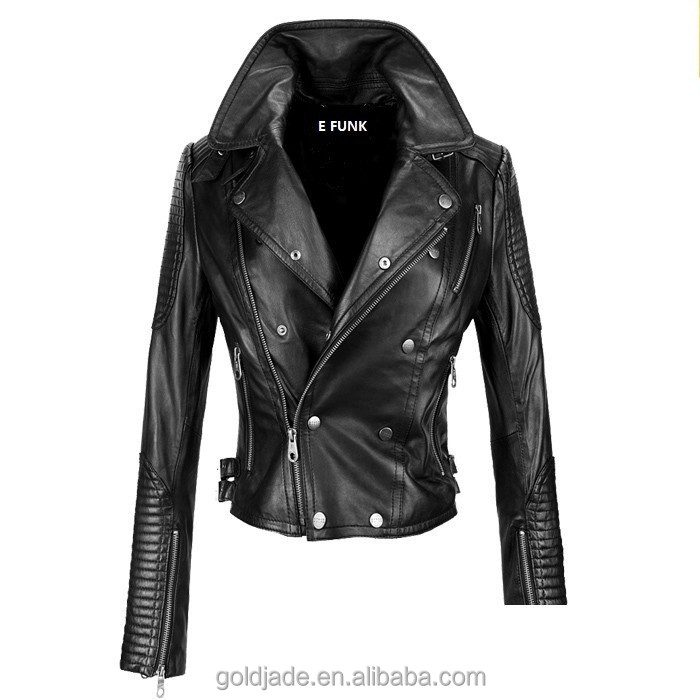 In addition, these women jackets come in a variety of colors, which also provide different print cheap jackets. You have a wide selection of jackets color and select the right color for you. You will feel comfortable to move around these ladies jackets because fine material, which including denim, cotton, chiffon, lace, PU leather and so on.