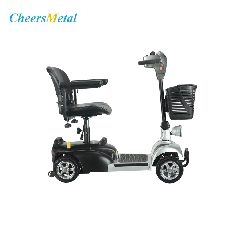 cheap four wheel electric scooter for old and disable person
