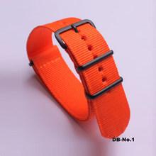 Роскошные цвета NATO ремешок для часов нейлоновый ремешок черное кольцо Пряжка 18 мм 20 мм 22 мм 24 мм полосатый сменный ремешок аксессуары для ча...(Китай)