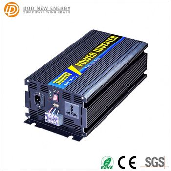 DC to AC Inverter / Inversor 2000w /solar home system inverter