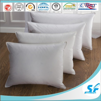 95% Feather by 5% Down Pillow Form Insert Stuffers for throw sham covers and cushions