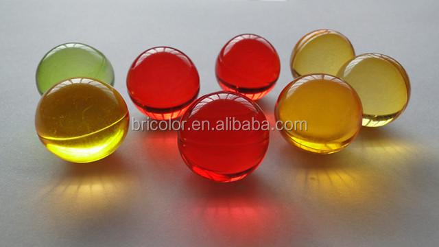 Good quality Cheap price round shape Bath oil pearls(bath oil beads)