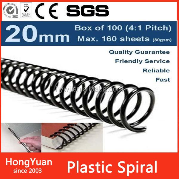 Пластиковая спиральная катушка из резины и пластика, пластиковая спиральная пружина