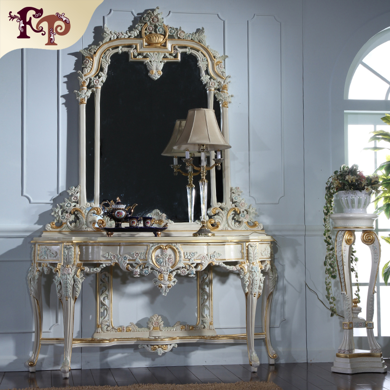 Antique French Provincial Bedroom Furniture Antique Furniture Console Table Buy Antique Console Table With Mirror French Style Console Table Bedroom Furniture Product On Alibaba Com