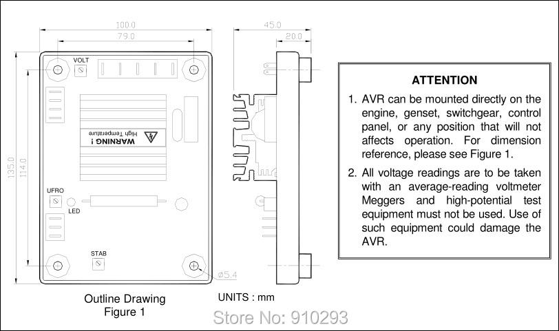 2019 stamford sx460 avr for diesel generator sx460 avr avr. Black Bedroom Furniture Sets. Home Design Ideas