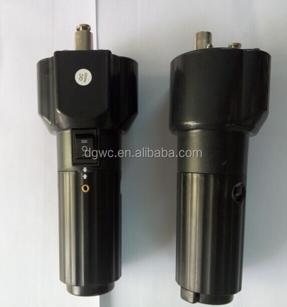difference kinds of bbq motors AC motor DC motor with CE SAA CSA APPROVAL