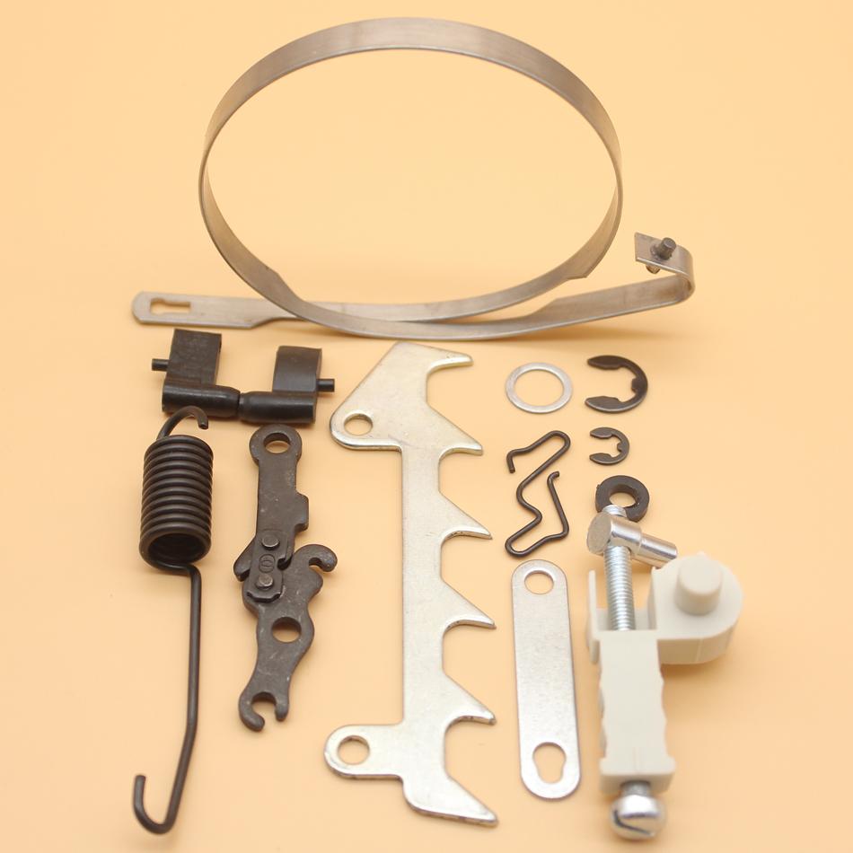 Pictures of Stihl Chain Brake Repair