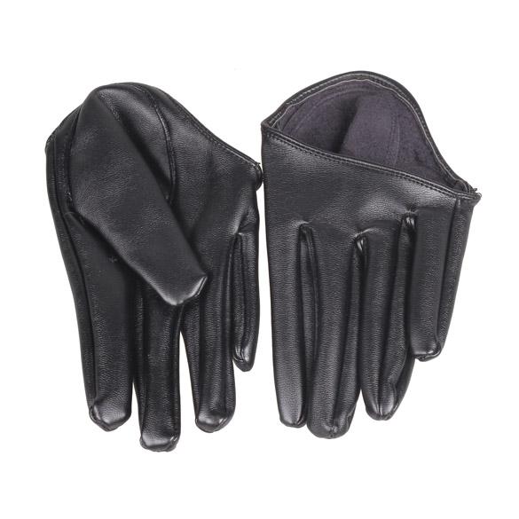 Moda-señora-caliente-mujer-mitad-Tight-guantes-de-Palm