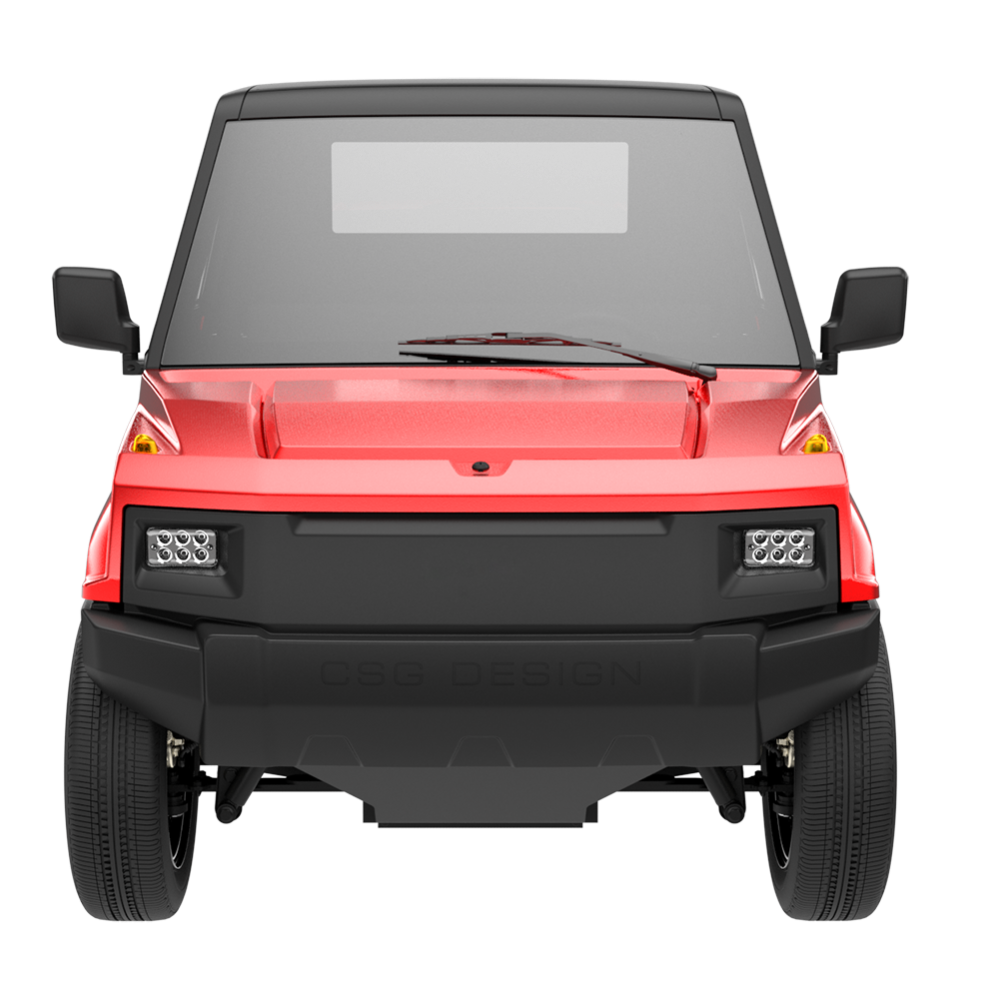 4-wheeled transportation Multifunctional Electric truck
