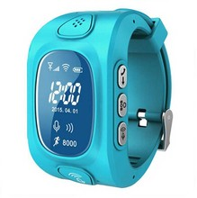 Factory New Arrial GPS/GSM/Wifi Tracker Watch for Kids Children Smart Watch with SOS Support GSM phone Android&IOS Anti Lost Y3