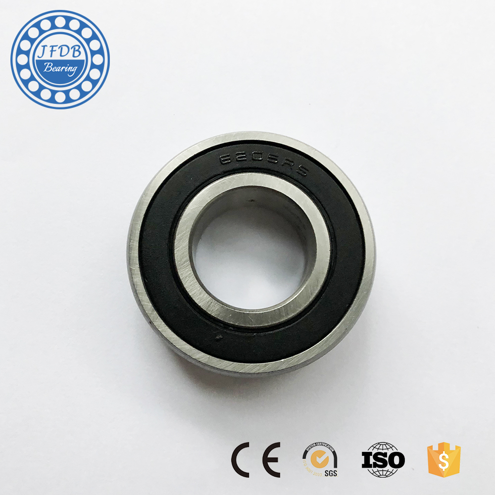 High precision 6205-2rs 6205 rs C3 P5 hybrid ceramic heat resistant ball bearings