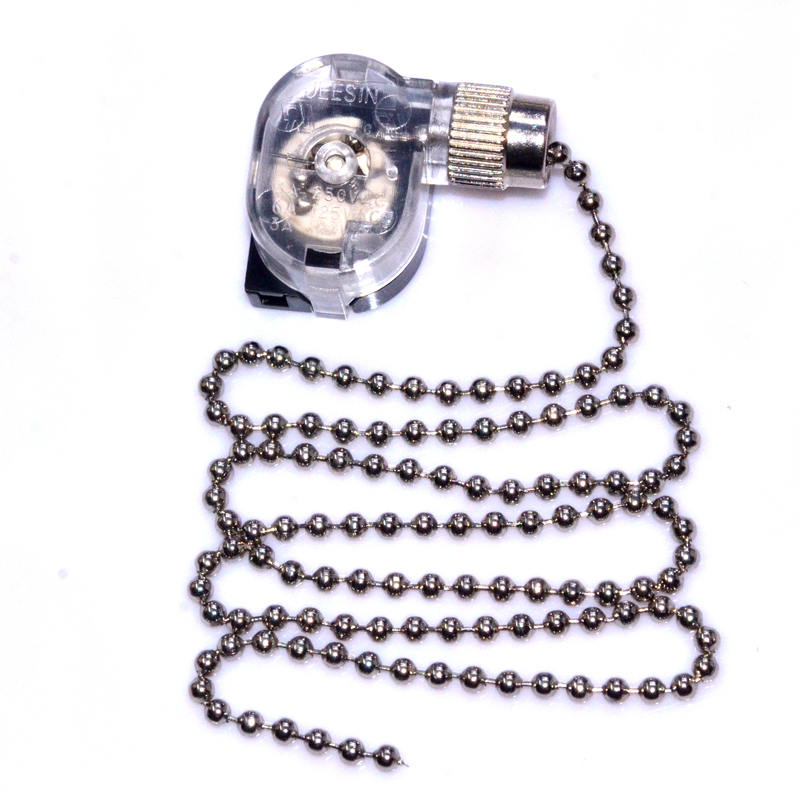 Long Chain On Off Ceiling Fan Light Wall Light Pull Chain Switch Buy Long Chain Pull Chain Switch Pull Cord Light Switch Wall Light Pull Switch Product On Alibaba Com