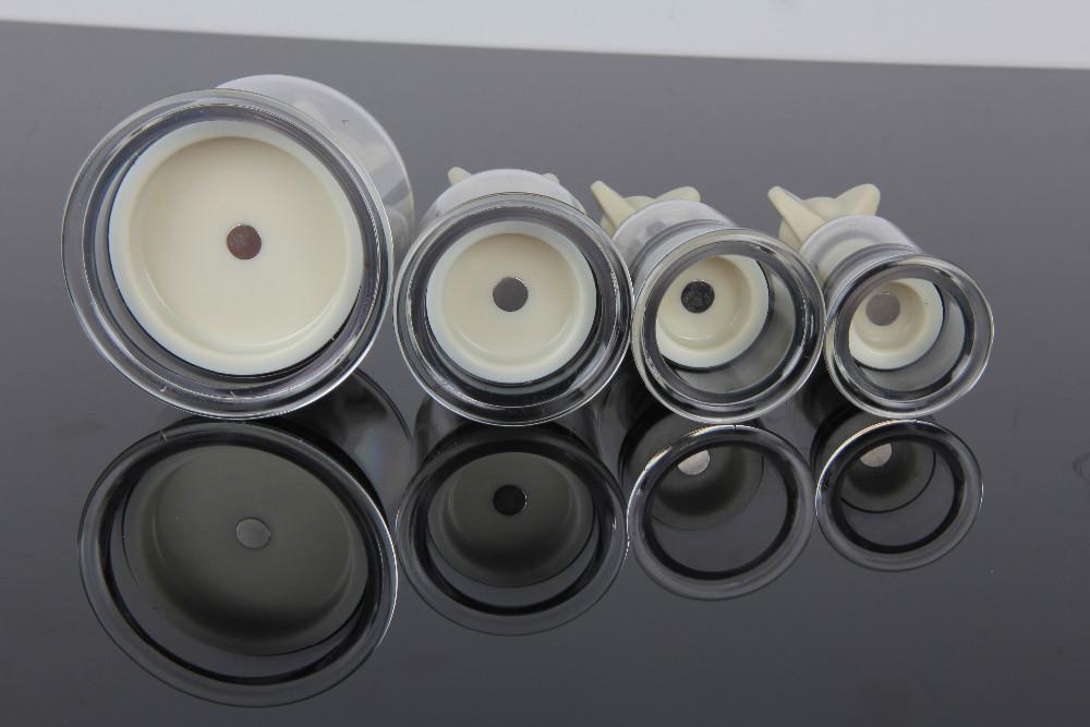 Ручной Винтовой Магнитный баночный 4 баночки kang ci