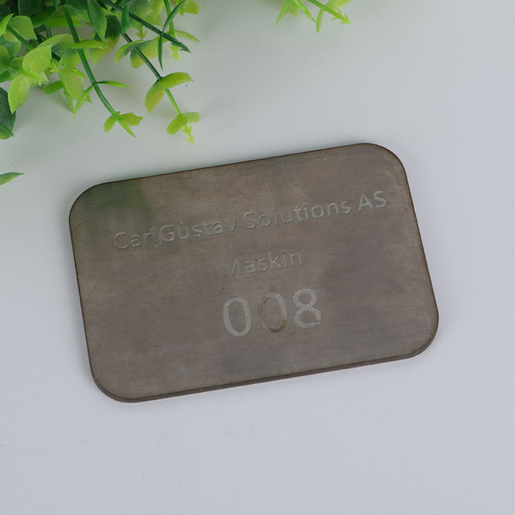 High Quality Cheap Stainless Steel Metal Logo Engrave Custom Dog ID Tag