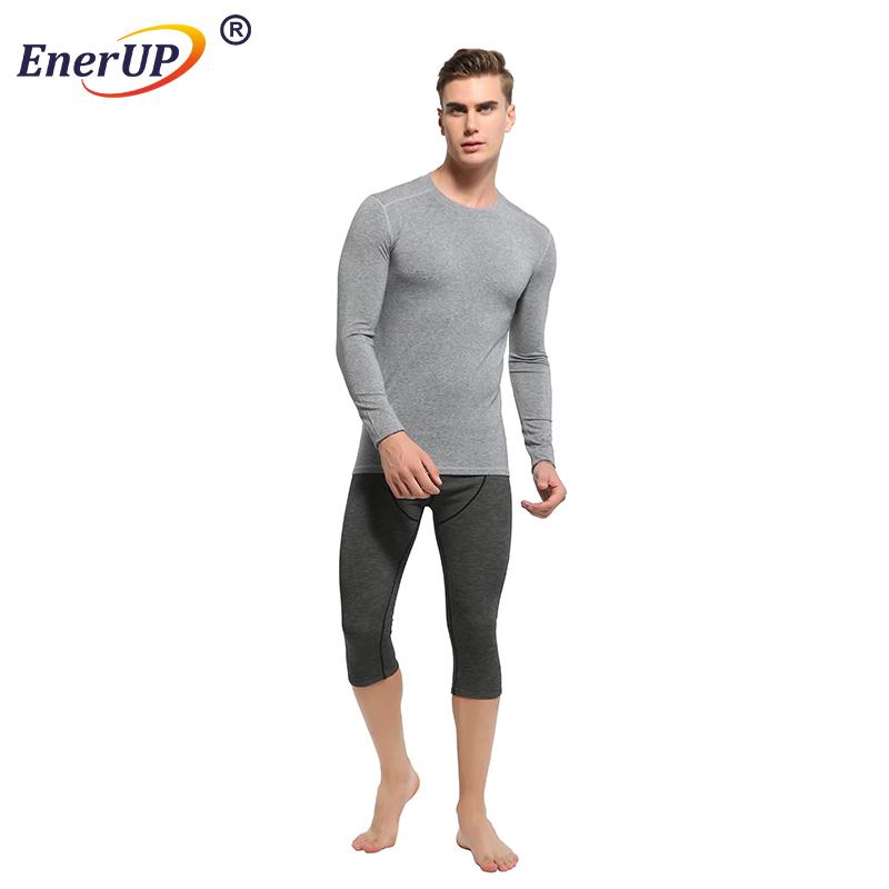 Men's winter thick thermal underwear merino wool mens long johns