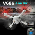 WL Toys Can See Live Video V686G 5 8G FPV 4CH 6 Axis Drone RC Helicopter