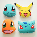 Pokemon Go Pikachu Jigglypuff Snorlax Squirtle Charmander Bulbasaur double sided printing up to duck cushions