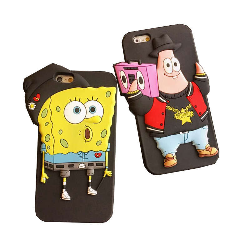 Spongebob Iphone S Plus Case