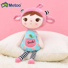 Плюшевые Милые и милые мягкие игрушки для девочек, 45 см, подарок на день рождения, Рождество, кукла Keppel для маленькой девочки(Китай)