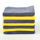 Premium Car Drying Wash Detailing Buffing Polishing Towel with Plush Edgeless Microfiber Cloth