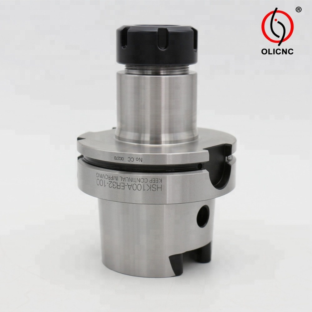 High Speed CNC HSK HSK63A Collet Chuck Tools Holders