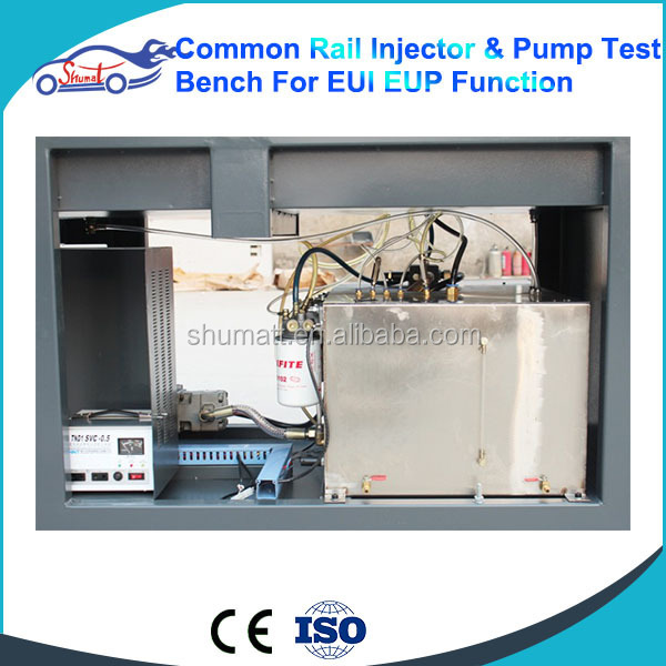 Common Rail Test Bench Diesel Fuel Injection Pump Test