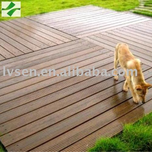 bois ext rieur plastique composite plancher rev tement de sol id du produit 299632835 french. Black Bedroom Furniture Sets. Home Design Ideas
