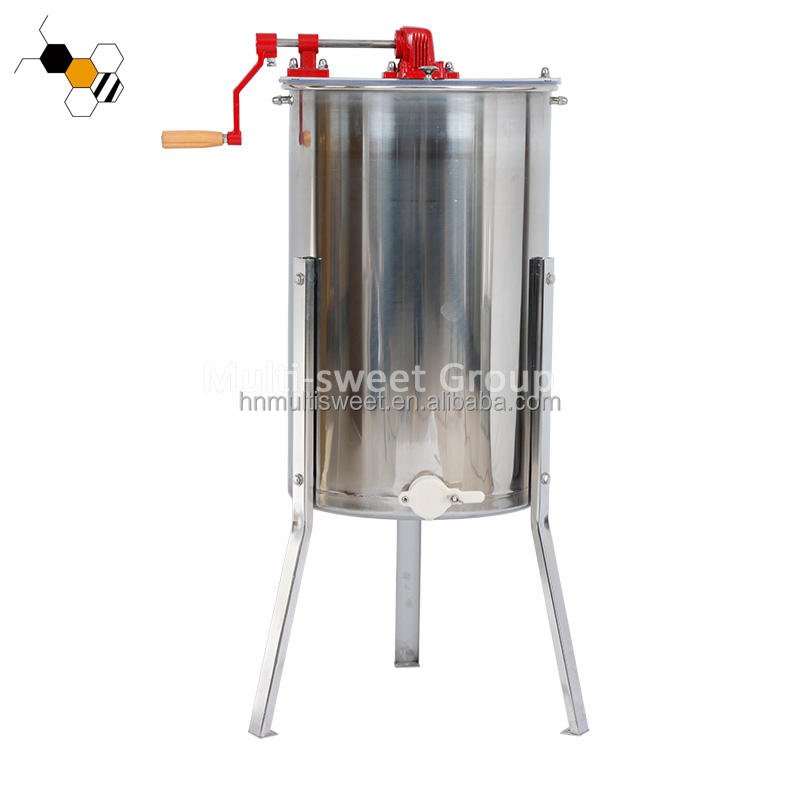 BeeKeeping 3 Frame Manual Honey Extractor for Sale