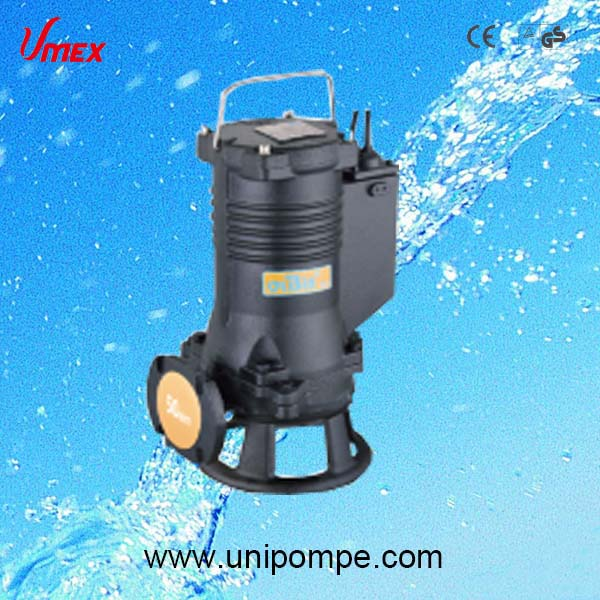 GNTWQ series Newest innovation design inox sewage pumps, cost-effective submersible sewage pumps