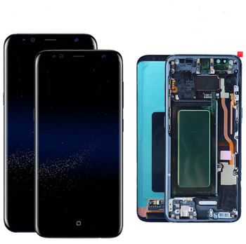 Super AMOLED original replacement touch Screen For Samsung galaxy S5 S6 S7 S8 S9 S10 s7 edge s8 plus s9 plus s10plus LCD Display