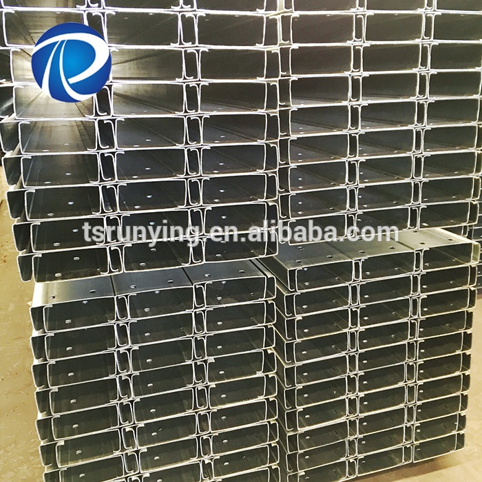 High quality galvanized c purlin carbon steel channel sizes structural steel c channel price