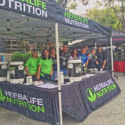 3pcs/lot Herbalife Nutrition Mega Half Gallon 64oz Shake Sports Water  Bottle Tritan Plastic Black with Green Lid