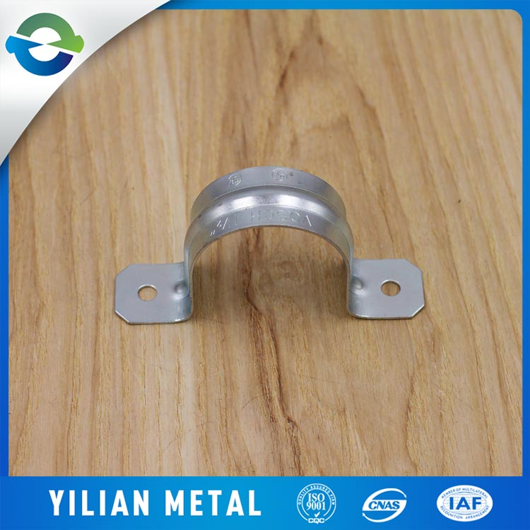 Chinese manufacturers supply pipe flange clamp pvc pipe clamp water pipe clamp