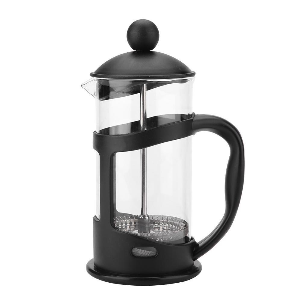 350 600 1000 мл, кофейник, ручной французский пресс, чайник для кофе, фильтр, кофейник, Expreso Percolator, инструмент для фильтр для чайной кружки(Китай)