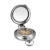 Teacher festival gift best teaching tool magnifying glass mechanical movt cheap antique pocket watch with chain
