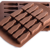 creative food grade bottle shaped silicone chocolate mould bar mold for cake candy ice