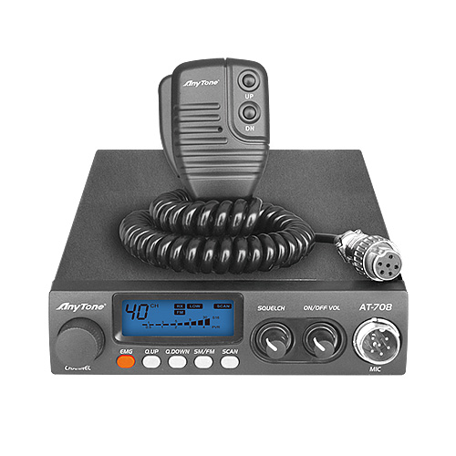 AT-708 CB Radio