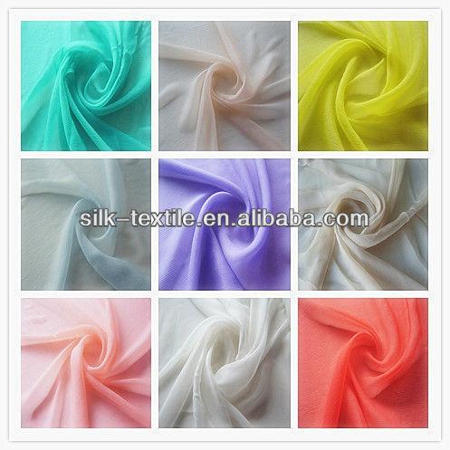 купить ткань шелковая вуаль