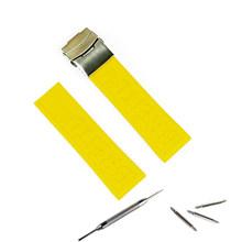 Аксессуары для часов мужской, резиновый складной ремешок с пряжкой 22мм24мм для брейтлинга, спорта, водонепроницаемые ремешки для женщин(Китай)