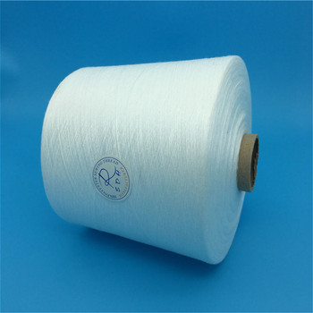 100% polyester single yarn for knitting or weaving 20/1,30/1,40/1