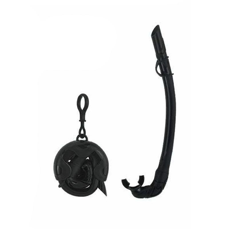 wholesale freediving equipment silicone scuba diving snorkel mask set