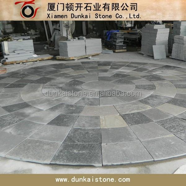 Китайский дешевый черный базальтовый камень