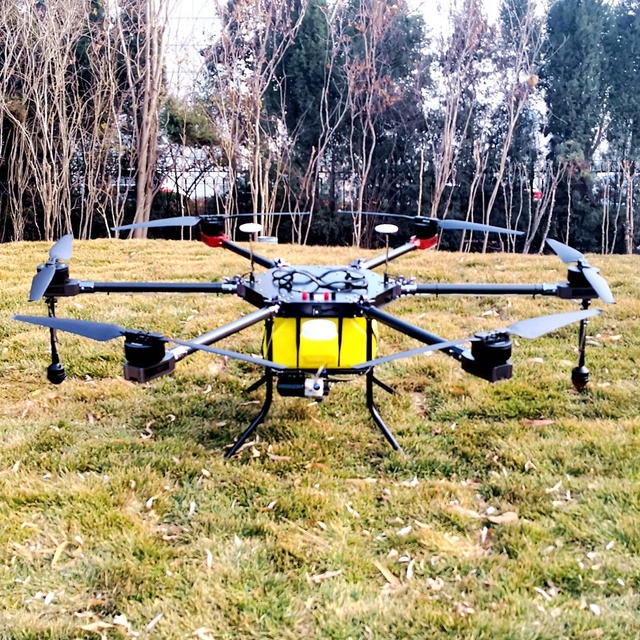 top quality automatic flight 15 kg agricultural drone / agriculture drone uav spray