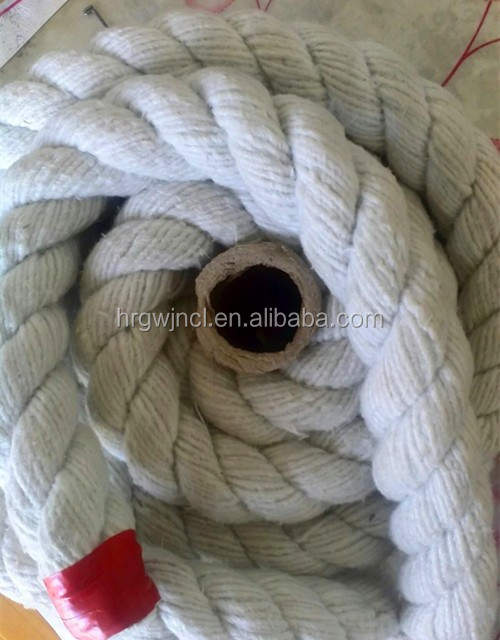 heat resistant ceramic fiber fireproof rope